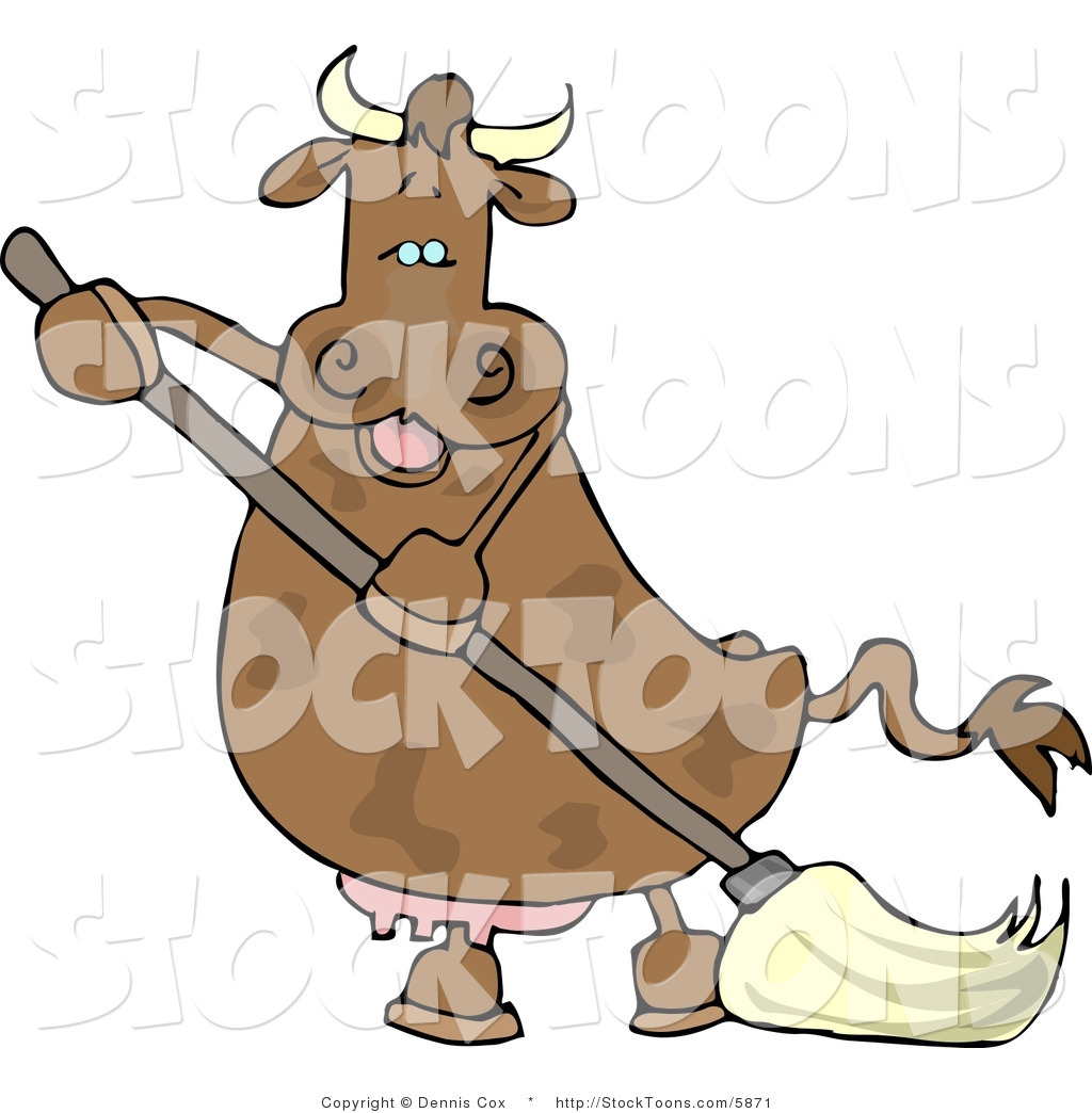 Humen cow sexy scene